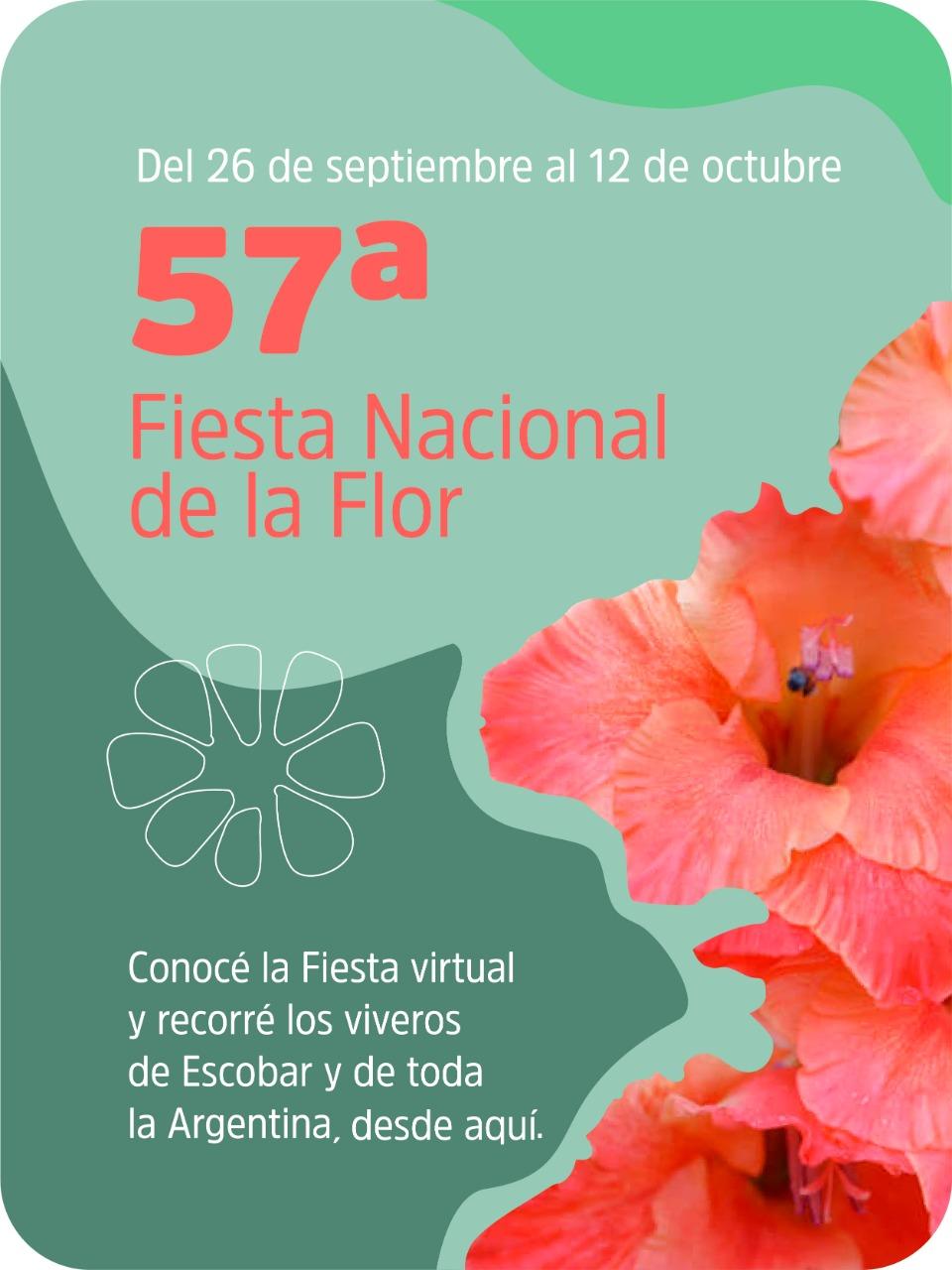 ¿Qué es la Fiesta Nacional de la Flor?
