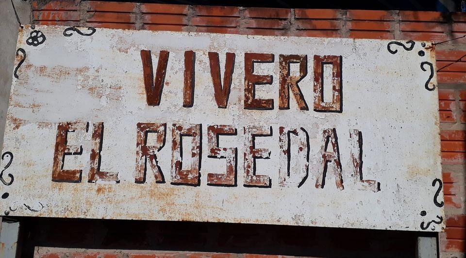 VIVERO EL ROSEDAL